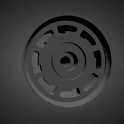 Pirelli P-slot.png Download STL file Pirelli P-slot rims with brakes and tires for Hot Wheels • 3D printable model, rob3rto