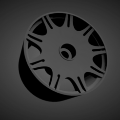 Vossen VPS-312.png Download STL file Vossen VPS-312 rims with brakes and tires for Hot Wheels • Design to 3D print, rob3rto