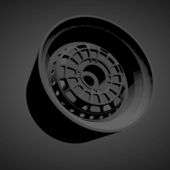Mugen NR10.png Download STL file Mugen NR10 rims with brakes and tires for Hot Wheels • 3D printing template, rob3rto