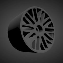 WCI SY10.png Download STL file WCI SY10 rims with brakes and tires for Hot Wheels • 3D printable model, rob3rto