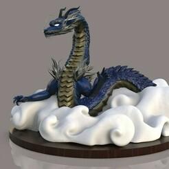 federico-dahlgren-untitled-104.jpg Download STL file Asian Dragon • 3D printing design, fededahlgren