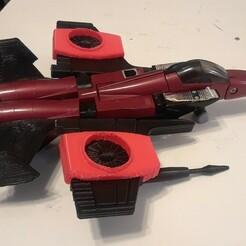 20201117_111452.jpg Télécharger fichier STL Les transformateurs G1 de Phelps3D déçoivent les pièces de poussée • Objet imprimable en 3D, Phelps3D