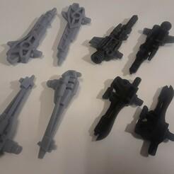 20210117_152348.jpg Télécharger fichier STL Les Titans transformateurs de Phelps3D restituent les armes des clones • Design imprimable en 3D, Phelps3D