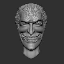 joker.JPG Télécharger fichier STL Version Joker Comics • Objet à imprimer en 3D, robertomaiello