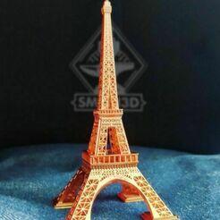 106506573_136480548070218_954791411557498099_o.jpg Download STL file Eiffel Tower • 3D printable design, tinkerzon