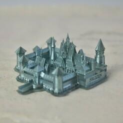 DSC_0058.JPG Download STL file Arendelle Castle • Model to 3D print, tinkerzon