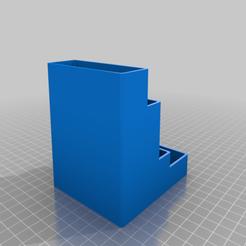 organizador.png Télécharger fichier STL Organisateur des outils de bureau • Objet pour imprimante 3D, Molinaro