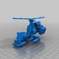 757ba99a2831132992d41982ef7c7ec1.png Download free STL file DeffKopta (Warhammer 40K) • 3D printer object, AgentSmith99