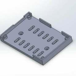 azteeg_X3_case.jpg Télécharger fichier STL gratuit Affaire Azteeg X3 • Plan pour imprimante 3D, 3ddistributed