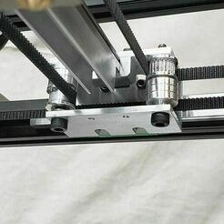 SolidCore-CoreXY-3d-printer-x-axis-carriage.jpg Télécharger fichier STL gratuit SolidCore X-Carriage • Design à imprimer en 3D, 3ddistributed