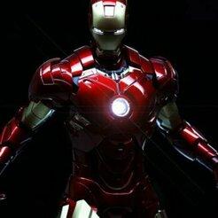 l34882-ironman-rigged-original-model--98611.jpg Download OBJ file iron man • 3D printable design, asifk