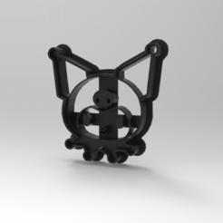 kuromi_render.png Télécharger fichier STL L'emporte-pièce Kuromi • Objet à imprimer en 3D, Bastianpulgars