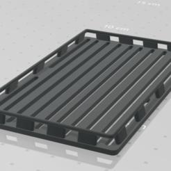 Roof_Rack.png Télécharger fichier STL gratuit SCX24 Rack de toit • Objet imprimable en 3D, Hypergames