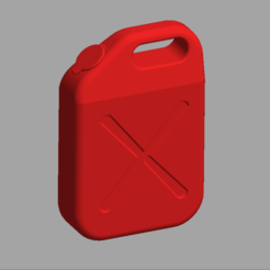 1.24_gas_tank.png Download free STL file 1/24 scale gas tank • Object to 3D print, Hypergames