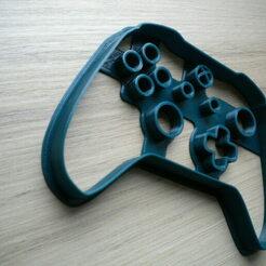 DSCN0156.JPG Télécharger fichier STL Coupe-biscuits inspiré du contrôleur Xbox One • Modèle pour imprimante 3D, mistrzu