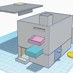 ice_screenshot_20210124-213322.png Download STL file Mini Vending Machine • Design to 3D print, theoliva