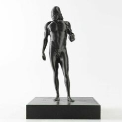 5.jpg Download free OBJ file bronzo di riace/ riace warrior • 3D printing template, fabiosurace