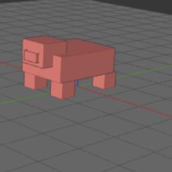 2021-01-24.png Télécharger fichier STL cochon de mine • Objet pour impression 3D, markdhq