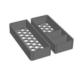 Tools Box Geeetech i3 Pro B.JPG Télécharger fichier STL gratuit Boîte à outils Geeetech i3 Pro B • Design à imprimer en 3D, javigmz