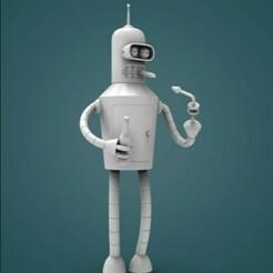 Screenshot_20210125_114314.jpg Download STL file Bender 3D Print • 3D print model, PanchoHxD