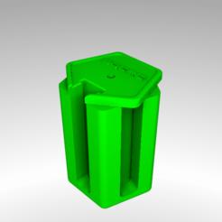 InsertCase.png Télécharger fichier STL Insérer l'affaire Tekno EB/NB 48 2.0 • Modèle à imprimer en 3D, dcalvop