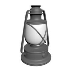 Lamp.jpg Download STL file Oil Lamp Lampara de Aceite • Model to 3D print, sofiaganna