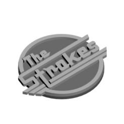 strokes.jpg Télécharger fichier STL Le logo des AVC • Plan pour impression 3D, sofiaganna
