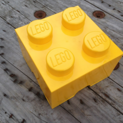 Free 3D model Upgrade Boite Lego 4 plots, DjeKlein