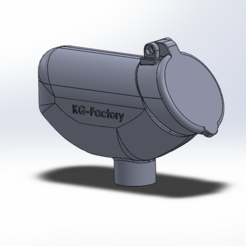 Download STL file 50 rounds Winchester Hopper • 3D printable object, DjeKlein