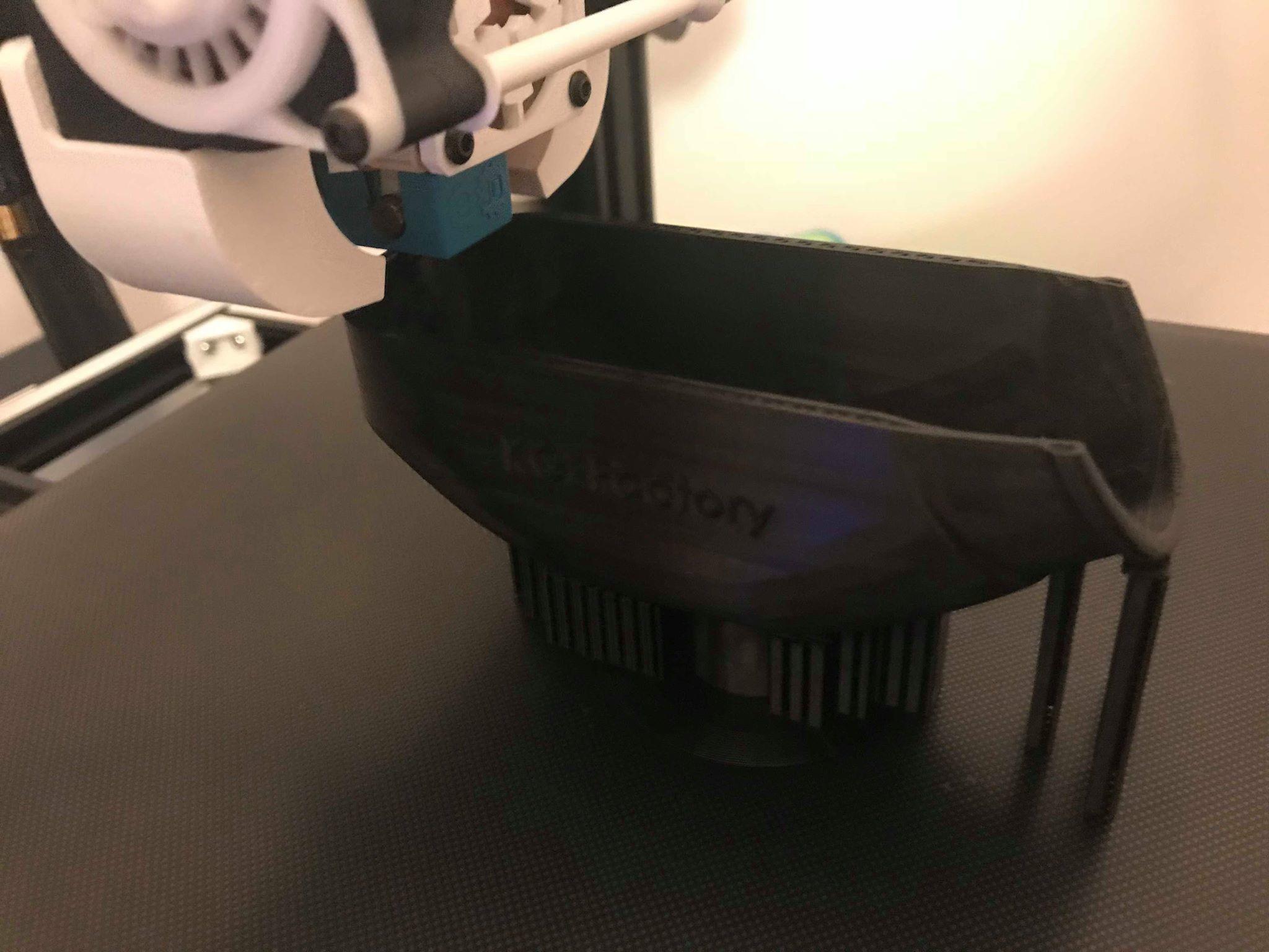 KG-Factory Print 01.jpg Download STL file 50 rounds Winchester Hopper • 3D printable object, DjeKlein