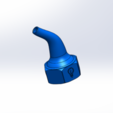 Free 3D model Recycled bottle Watering can, DjeKlein