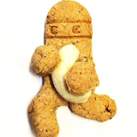 Thief - Gingerbread cutter 3D printer file, Salokannel