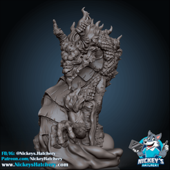 Yun 10.png Download STL file Yun, Ancient Dragon • 3D printable template, NickeysHatchery