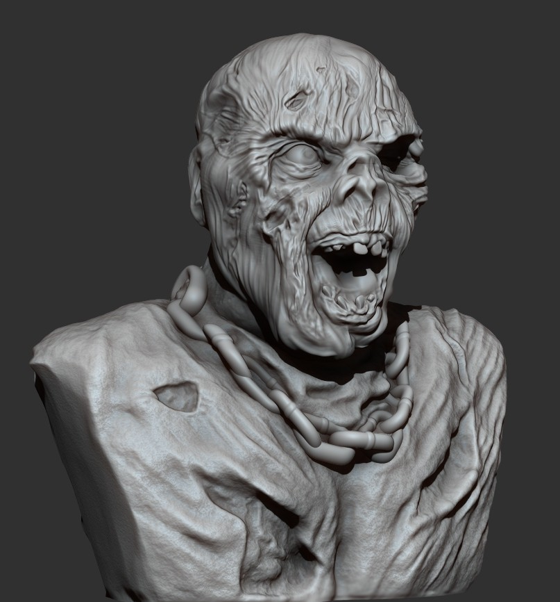 Unmasked_1.jpg Download STL file Project UNMASKED • Object to 3D print, NickeysHatchery
