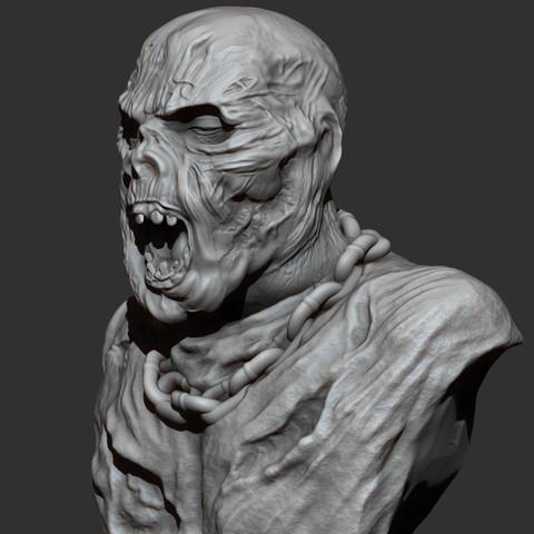 Unmasked_2.jpg Download STL file Project UNMASKED • Object to 3D print, NickeysHatchery