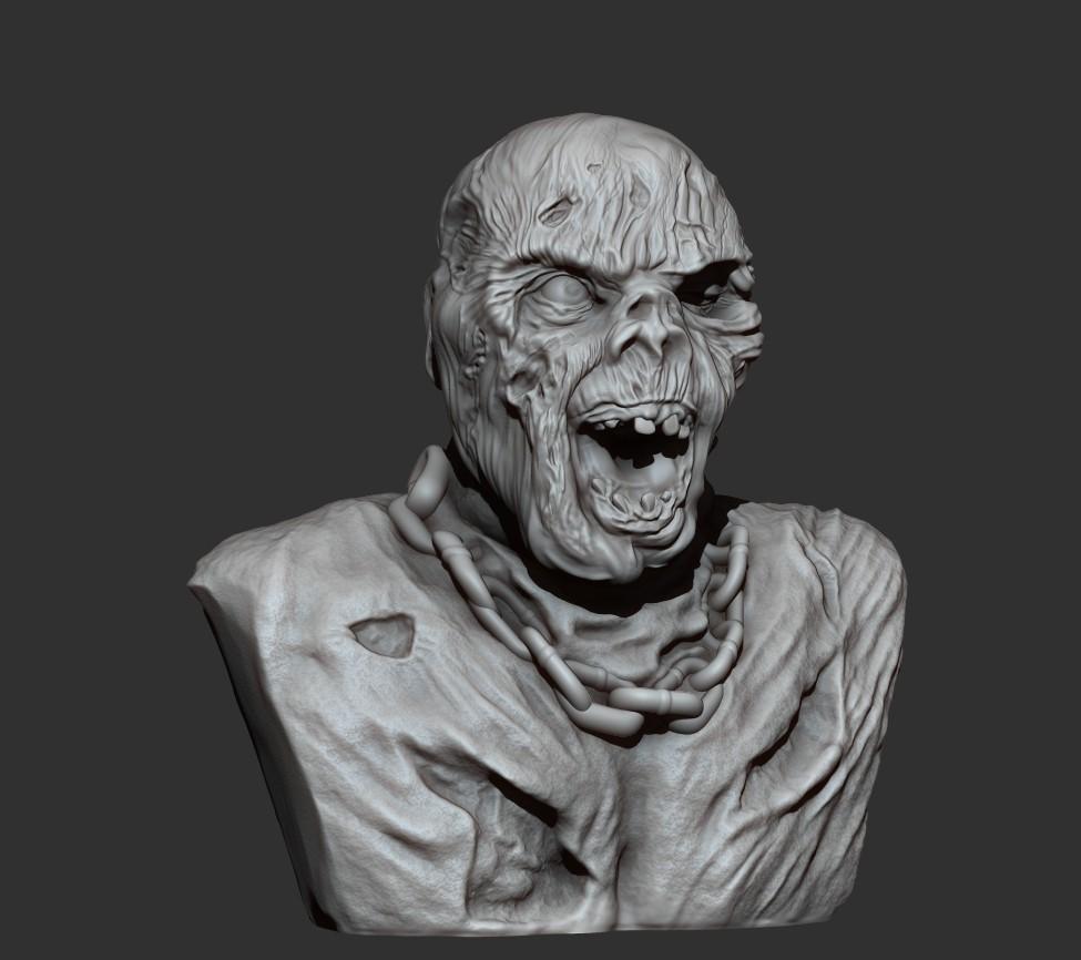 Unmasked_3.jpg Download STL file Project UNMASKED • Object to 3D print, NickeysHatchery