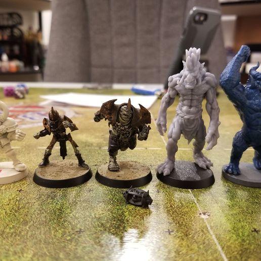 Télécharger fichier imprimante 3D La meute des trolls, NickeysHatchery