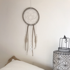 Free stl files Dream Catcher, dagomafr