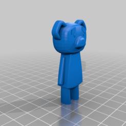 Louis_Gestin_Ours.png Télécharger fichier STL gratuit IMAGINATION - la nôtre • Plan imprimable en 3D, dagomafr