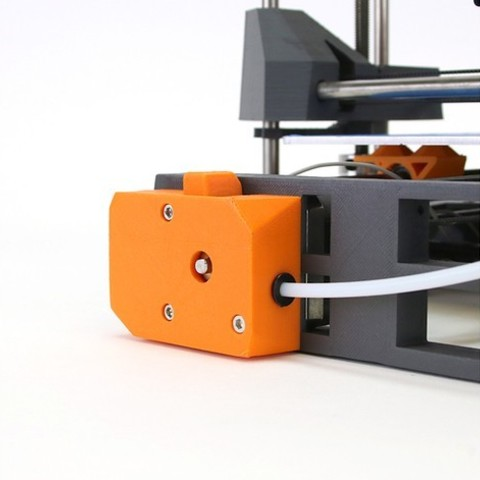 3c3cd7fdb45010e3705803e2f67f1650_preview_featured.jpg Download free STL file Extruder+ by DAGOMA • 3D printing model, dagomafr