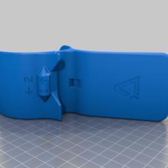 Descargar archivo 3D gratis Abridor y cerrador de puertas con manos libres - Covid-19, dagomafr