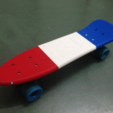 Download free STL file SkateBoard • 3D printing template, dagomafr