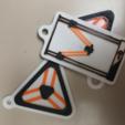 Download free STL file NEVA key chain • 3D printer design, dagomafr