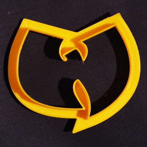 Free 3D file Wu-Tang Cookie Form, bza