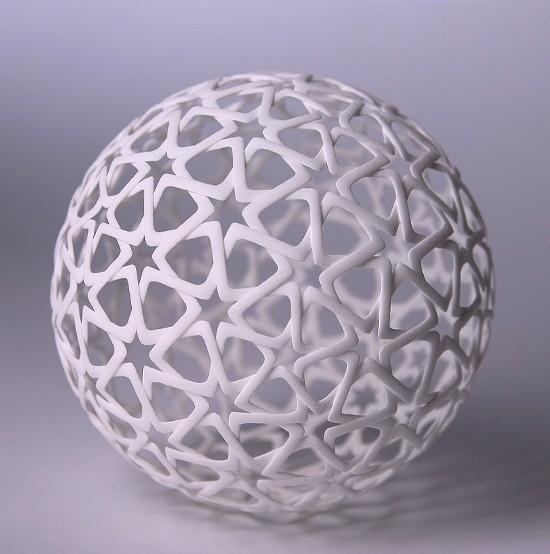 jpeg-7.jpg Download free STL file Islamic Christmas Ball • 3D printer template, bza