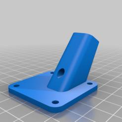 cr10_filament_guide.png Télécharger fichier STL gratuit Creality Cr10 V2 Filament Runout Sensor Guide for E3D Titan Mod - aucune pièce supplémentaire requise • Modèle pour impression 3D, bza