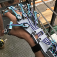 Télécharger modèle 3D gratuit Exosquelette inutile Exosquelette Robot Hand, bza
