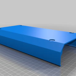 akai_amx__cover.png Download free STL file Akai AMX Midi Mixer Stand & Cover • 3D print object, bza
