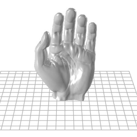 scrnshot_hand.png Download free STL file Hold it • Model to 3D print, BEEVERYCREATIVE