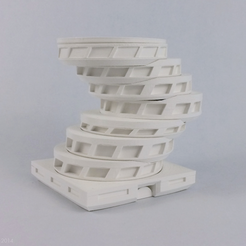 Download free 3D model Monument to modularity, BEEVERYCREATIVE